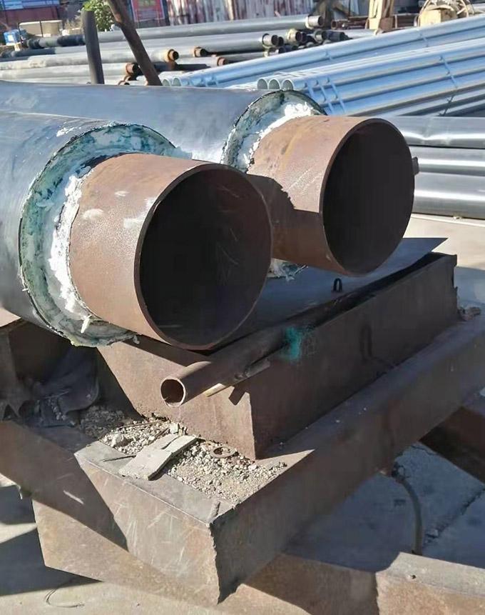 聚氨酯钢管保温